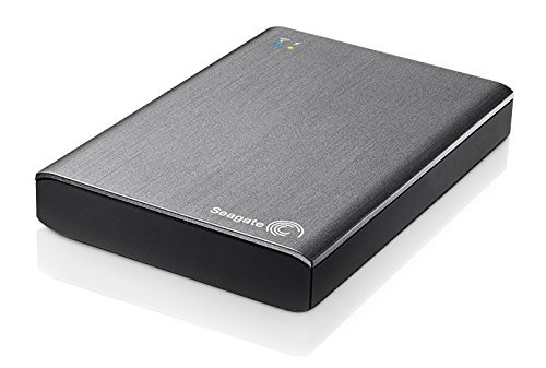 Seagate 2TB Wireless Plus WiFi