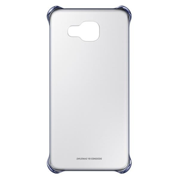 Samsung Clear View Cover Black for Galaxy A5 2016