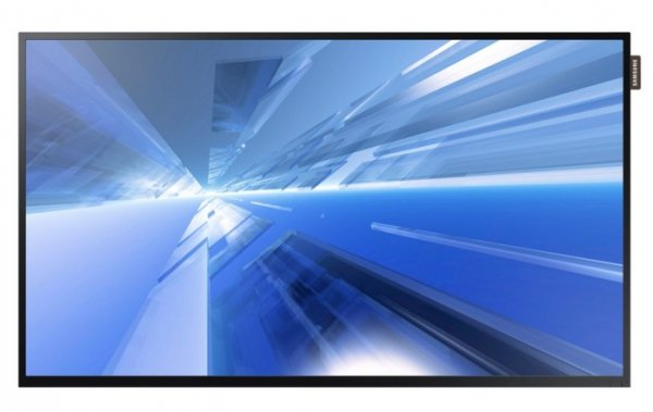 Samsung DB32E 81,28cm 32'' Public Display z DVI, HDMI, WIFI