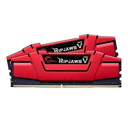 G.Skill 16GB DDR4-2800 Kit, F4-2800C15D-16GVRB, Ripjaws V