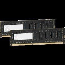 G.Skill 16 GB DDR3-1333 Kit, F3-10600CL9D-16GBNT, Retail