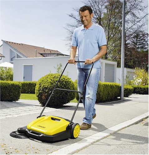 Karcher Zamiatarka S 550 yellow/black