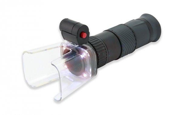 Carson MA-60 MagniScope 3 w 1 monocular+mikroskop+lupa