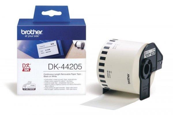 Brother  DK-44205 Etykiety Adresowe