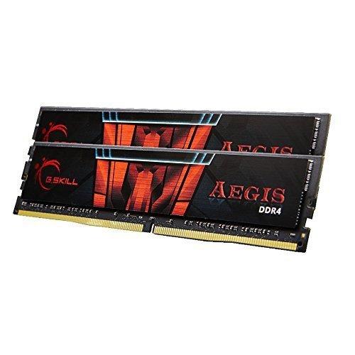 G.Skill 16 GB DDR4-2133 Kit, F4-2133C15D-16GIS, Aegis