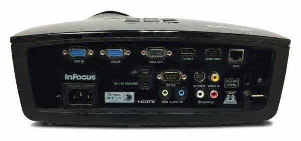 InFocus IN3138HDa  4000 Lumen F-HD 3D-HDMI