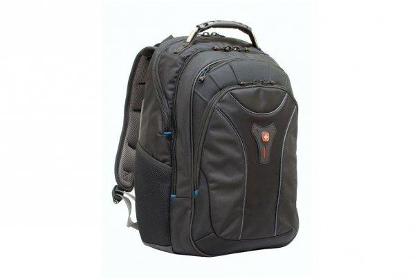 Wenger Carbon Backpack Black 17.0