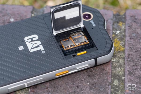 CAT S60 Smartfon czarny z kamerą termowizyjną NOWOŚĆ !