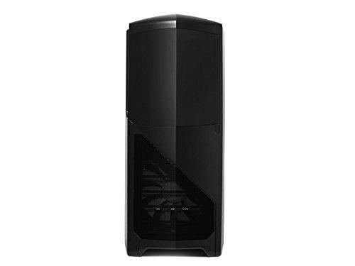 NZXT Phantom 630 + window mattczarny, Big-Tower czarny, Window-Kit