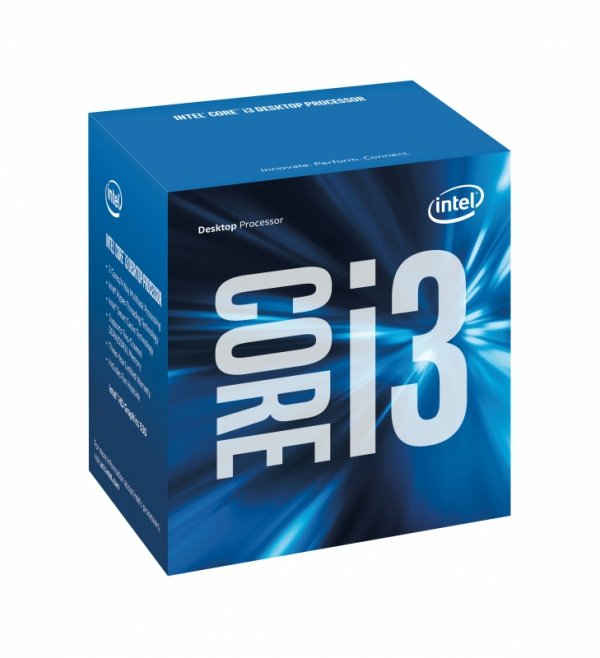 "Intel Core i3-6320, Prozessor FC-LGA4, ""Skylake"", boxed"