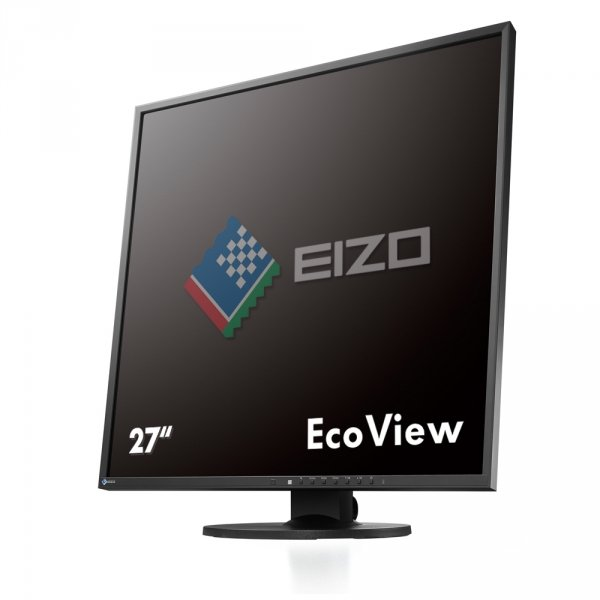 EIZO FlexScan EV2730Q-BK - 26.5 Cala - LED - DP DL-DVI-D USB 2.0
