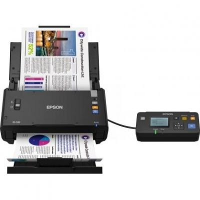 Epson WorkForce DS-520N Scanner