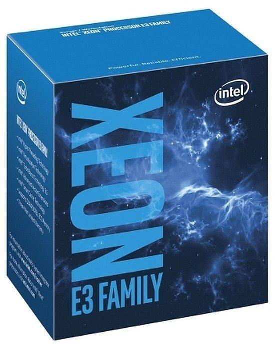 """Intel Xeon E3-1245v5, Prozessor FC-LGA4, """"Skylake"""", boxed"""