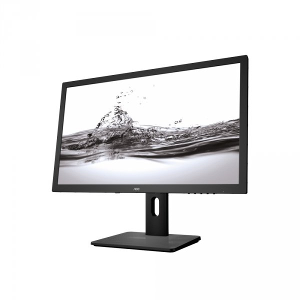AOC E2275PWJ, czarny, HDMI, DVI (HDCP), VGA, Lautsprecher