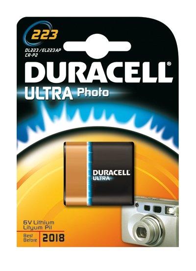 Duracell Ultra Photo Lithium 223 (CR-P2) 1szt.