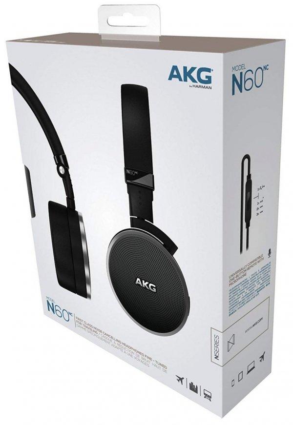 AKG N60 NC CZARNY
