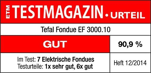 Tefal Fondue EF 3000.10