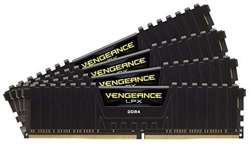 Corsair  32GB DDR4-2666 Kit, czarny, CMK32GX4M2A2666C16, Vengeance