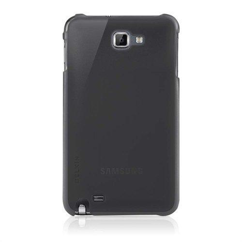 Etui Belkin Shield Micra Tint do Samsung Galaxy Note czarny
