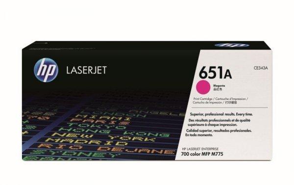 Toner HP M775         magenta     CE343A   16000 str.