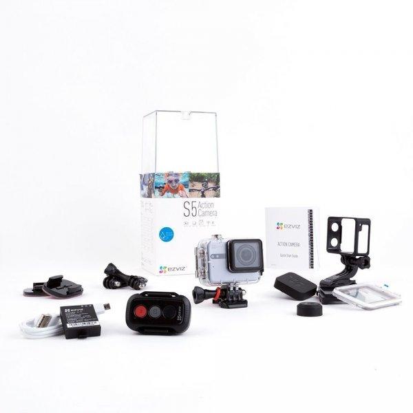 EZVIZ S5 4K Actioncam (Space Gray)