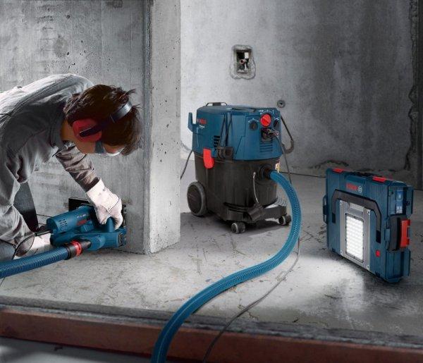Bosch Odkurzacz GAS 35 M AFC blue