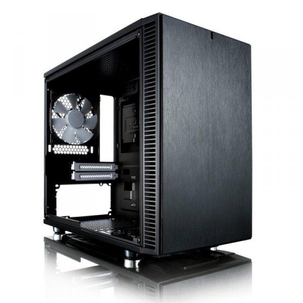Fractal Design Define Nano S, Desktop czarny