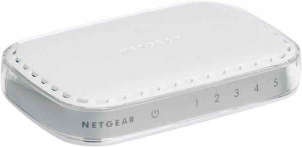 Netgear SOHO Ethernet 5-Port Gigabit Switch GS605