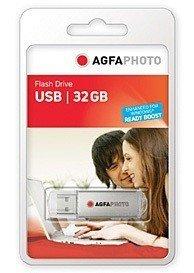 AgfaPhoto USB 2.0 silver    32GB