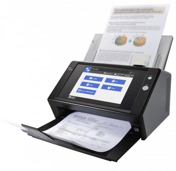 Fujitsu N7100 Network Scanner Color Duplex ADF