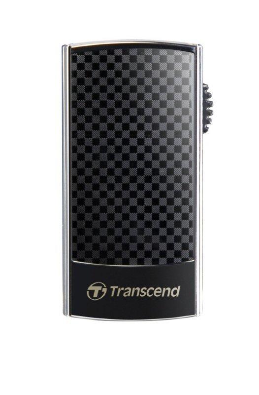 Transcend JetFlash 560 8 GB czarny/srebrny