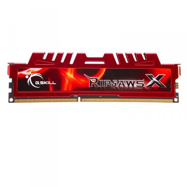G.Skill 64GB DDR4-2666 Quad-Kit, czerwony F4-2666C15Q-64GVR, Ripjaws V