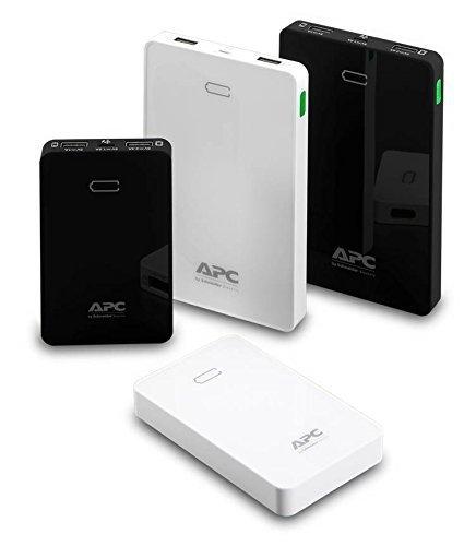 APC Mobile Power Pack 5000mAh black - przenośna ładowarka