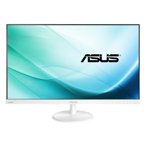 ASUS VC279H-W, biały, HDMI, DVI, VGA, Audio