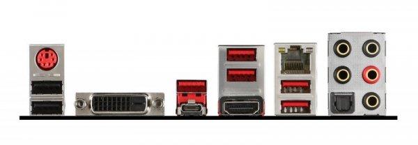 MSI Z170A-G45 GAMING Sound G-LAN SATA3 M.2 USB 3.1 SATAe