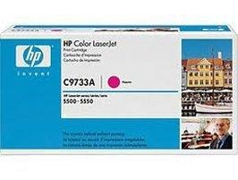 Toner HP CLJ5500 Contract magenta     C9733A   12000 str.