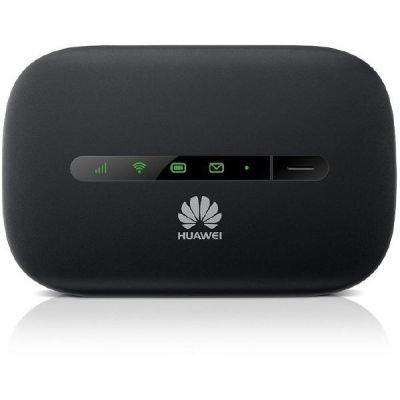 Huawei E5330  WIR-Hotspot    21.6Mbit HSPA+ czarny 10 User