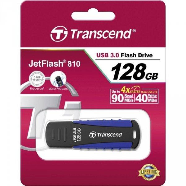 Transcend JetFlash 810 128GB USB 3.0