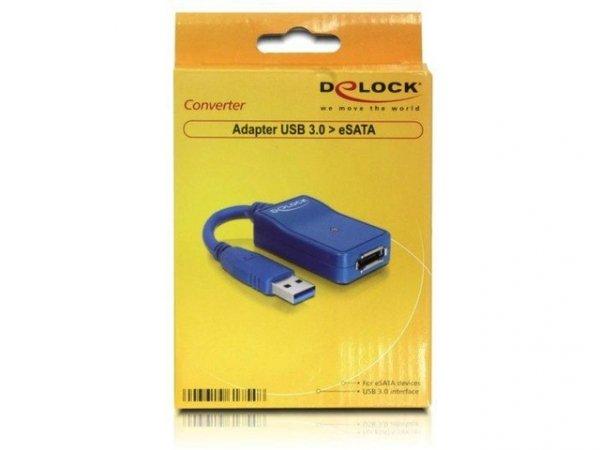 DeLOCK Adapter - USB 3.0 - eSATA