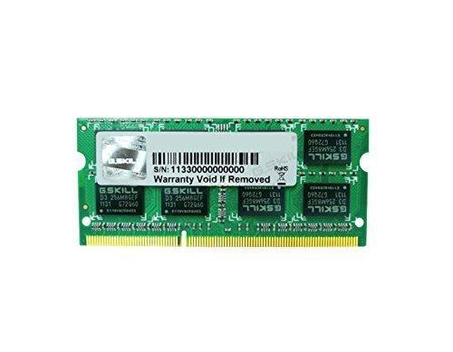 G.Skill SO-DIMM 4GB DDR3-1333,F3-1333C9S-4GSL