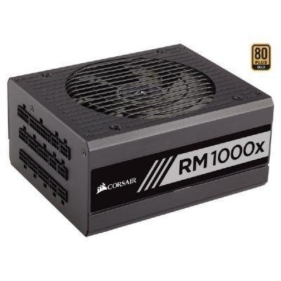 Corsair RM1000X 1000W, czarny, 8x PCIe, Kabel-Management