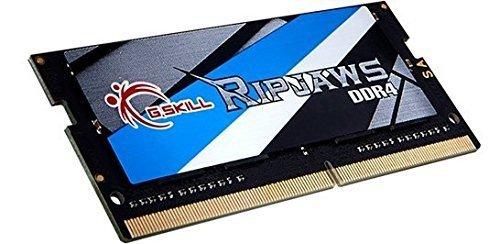 G.Skill SO-DIMM 8GB DDR4-2400, F4-2400C16S-8GRS, Ripjaws