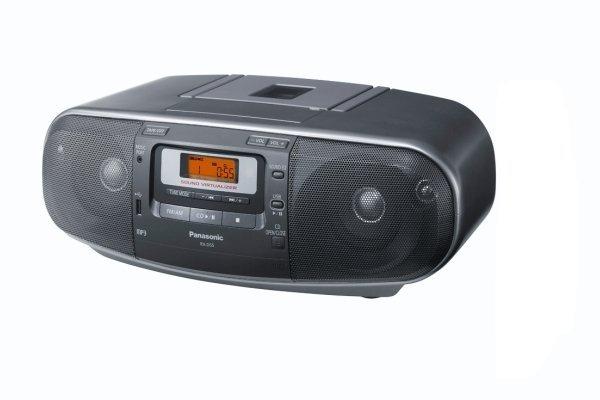 Panasonic RX-D 55 AEG-K black