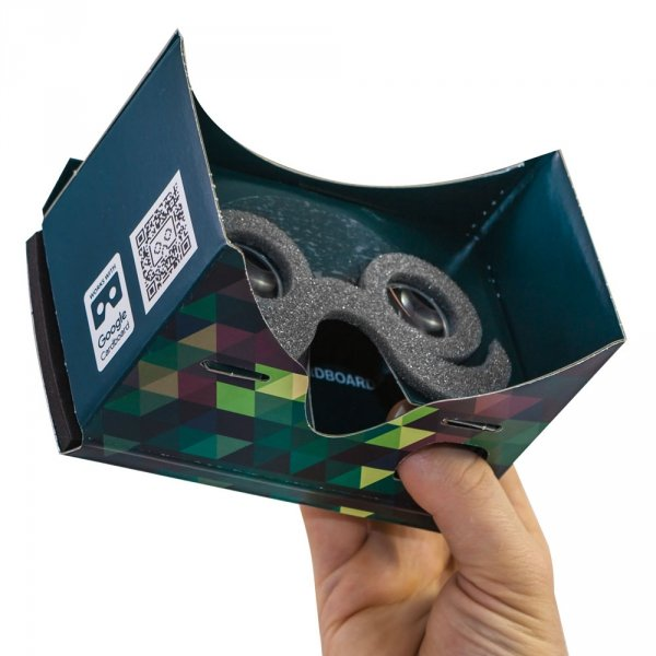 Mr. Cardboard Google POP! CARDBOARD 3.0, Gogle VR