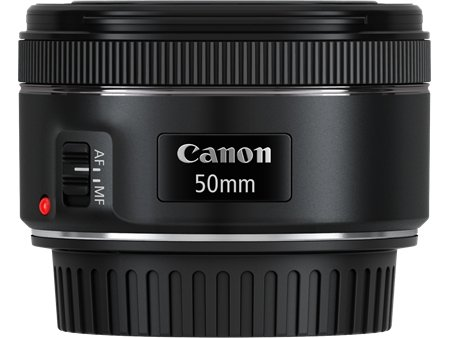 Canon EF 1,8/50 STM