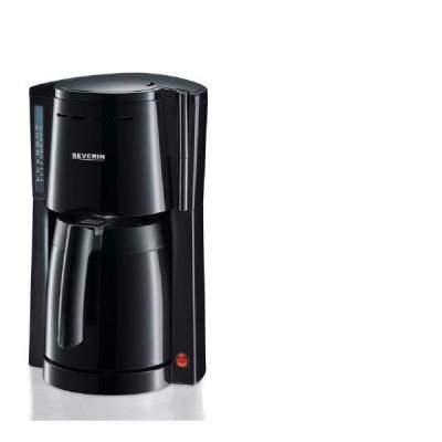 Severin KA 4115 - ekspres do kawy - czarny