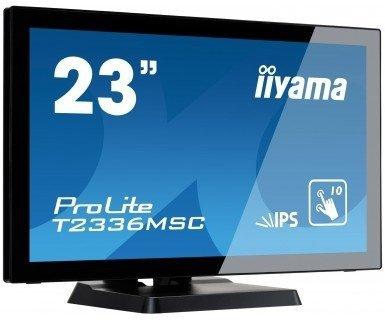 IIYAMA 23''   T2336MSC-B2  16:9  M-Touch  DVI+HDMI