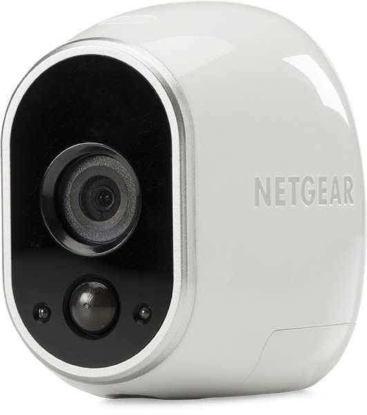 Netgear Arlo SmartHome + 2x HD Kamera - biały