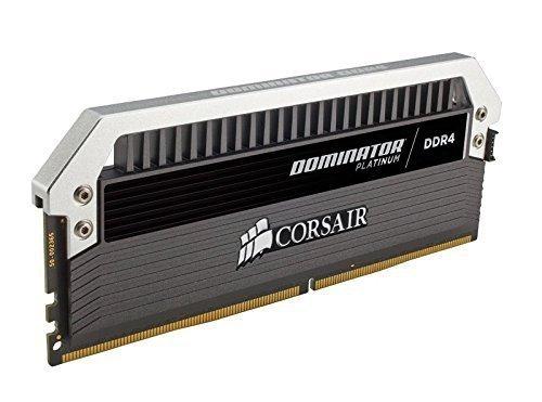 Corsair  32GB DDR4-2666 Kit, CMD32GX4M2A2666C15, Dominator Platinum