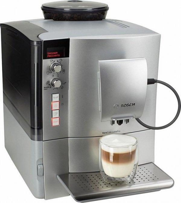 Bosch TES51551DE VeroCafe LattePro Ekspres automatyczny srebrny